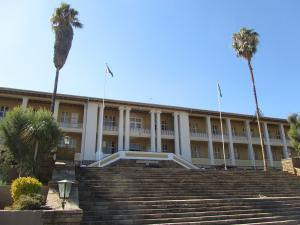 IMG 0070 - Parlementsgebouw, Windhoek
