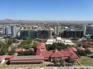 IMG 0124 - Windhoek vanaf Nationaal Museum