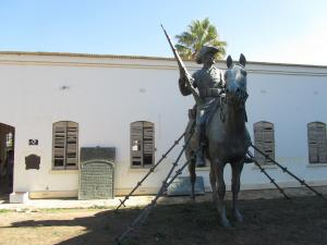 IMG 0137 - Schutztruppe kazerne, Windhoek