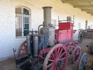 IMG 0141 - Schutztruppe kazerne, Windhoek
