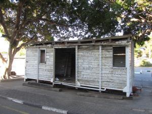 IMG 0162 - Wagon bij station Windhoek
