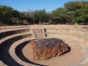 P6101307 - Hoba meteoriet, Grootfontein