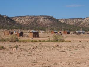 P6192020 - Himba dorpje
