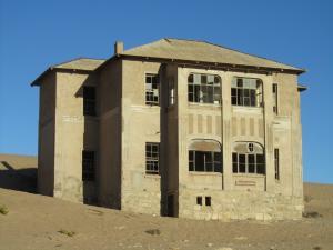 IMG 0661 - Huis kwartiermeester Kolmanskop