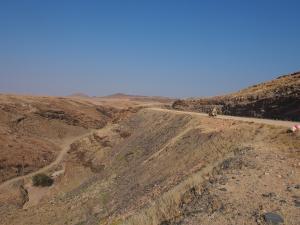 P6292824 - Onderweg naar Sesriem