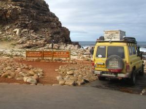 IMG 1555 - Kanarie bij Kaap De Goede Hoop
