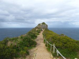 IMG 1589 - Naar vuurtoren Kaap De Goede Hoop