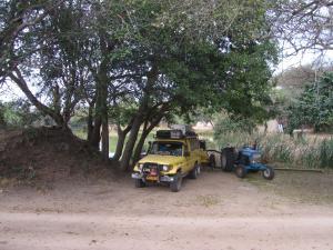 IMG 2683 - Kampje Klaserie Karavan Park