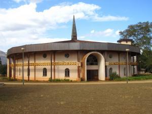 IMG 3033 - Kerk naast Nationaal Museum