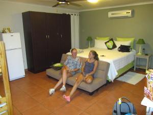 IMG 3216 - De meiden, Fever Tree Guesthouse