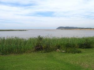 IMG 3478 - Monding Hluhluwe rivier vlakbij camping