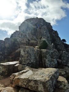 20170825 151636 - Klim naar de top Lions Head Kaapstad