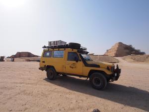 PA083017 - Saqqara, Egypte
